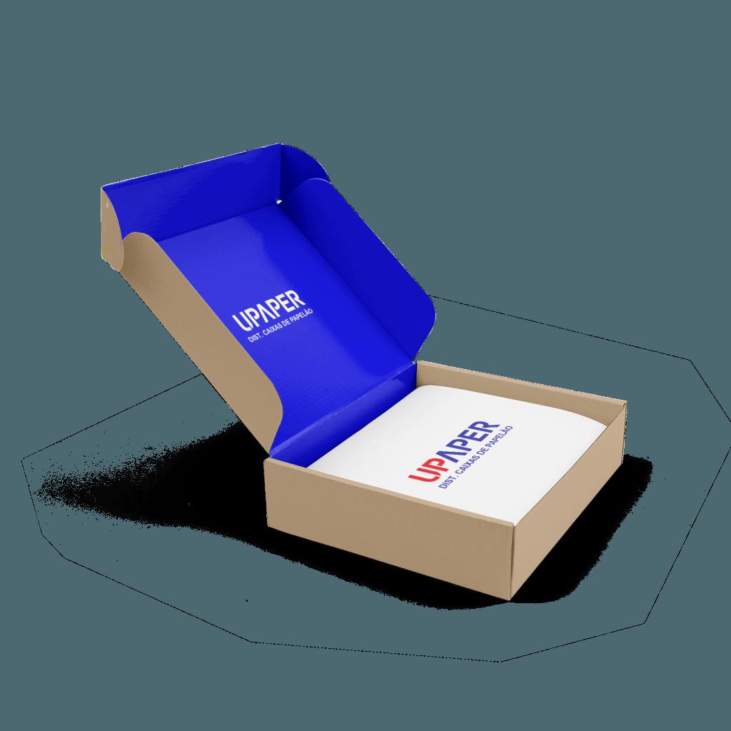 caixa corte e vinco
