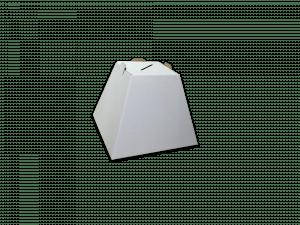 Urna de papelão