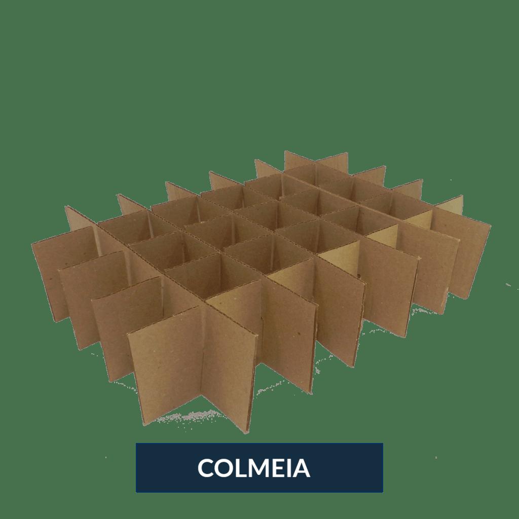 COLMEIA DE PAPELÃO